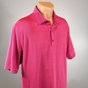 Bobby Jones Shirts - Bobby Jones L Golf Polo men's Size Large